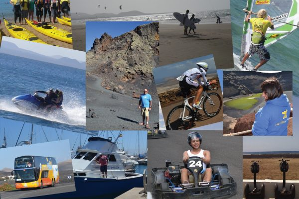 Activities in Lanzarote
