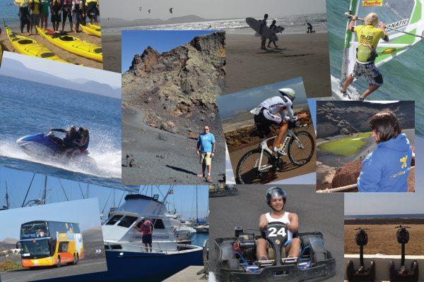 Activities in Lanzarote