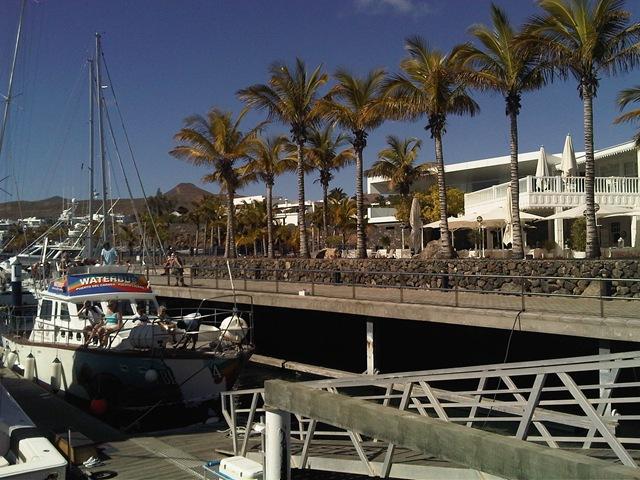 Water taxi puerto del carmen puerto calero lanzarote - Lanzarote walks from puerto del carmen ...