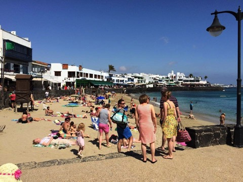 Hot In Lanzarote