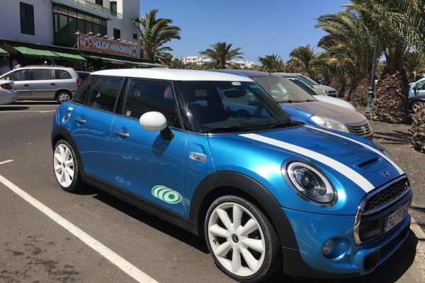 Lanzarote Car hire no credit card