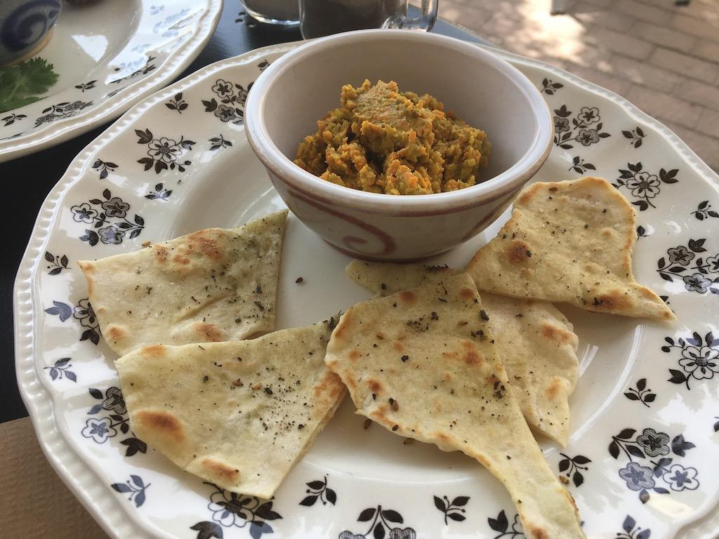 Bistro Arbol Lentil & carrot spread