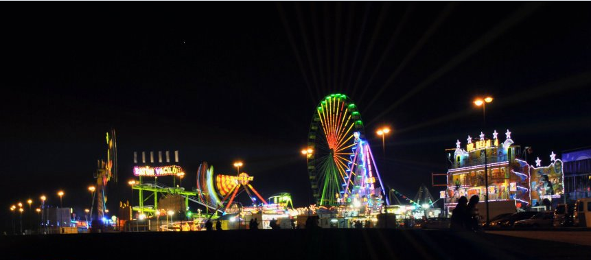 Fairground Lanzarote