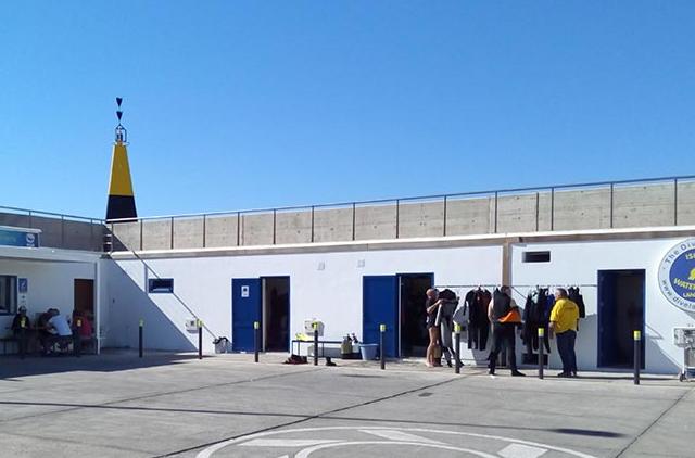 Scuba Diving Lanzarote - Centre