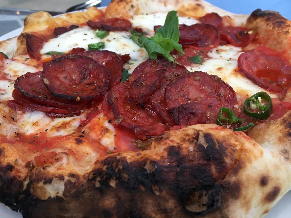 Casale Franco Pizza Vulcano