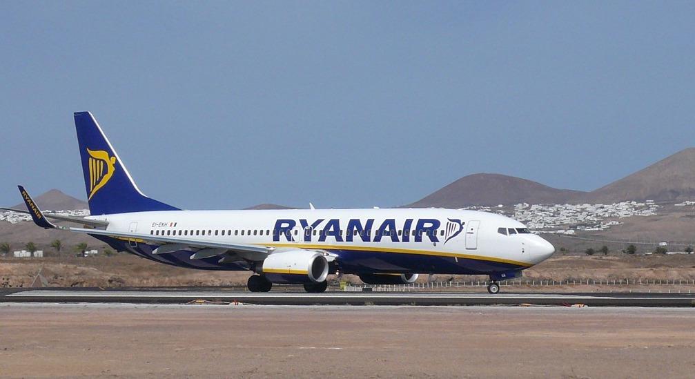 Ryanair Lanzarote