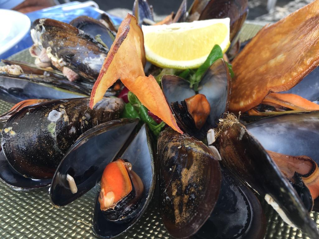 La Maresia Mussels