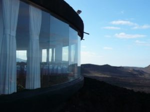 Panoramic Windows Restaurant Timanfaya