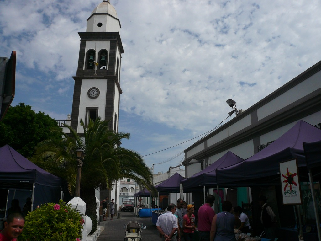 Arrecife Market