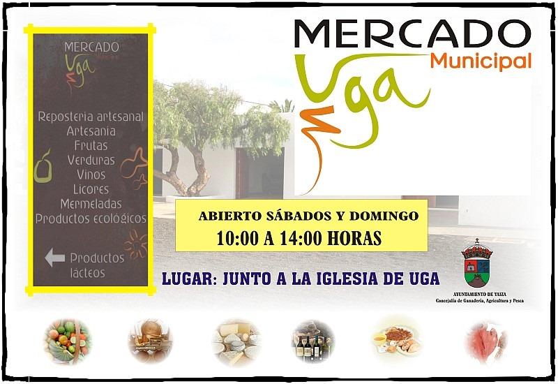 Cartel Mercado Uga