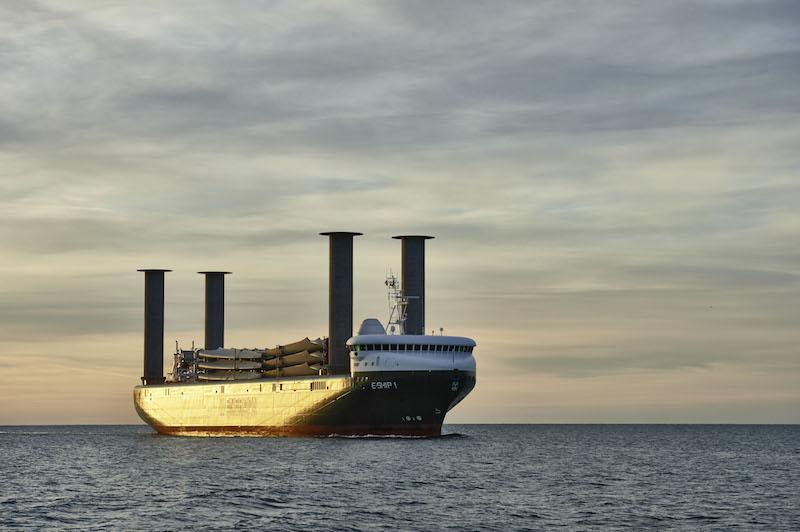 E Ship