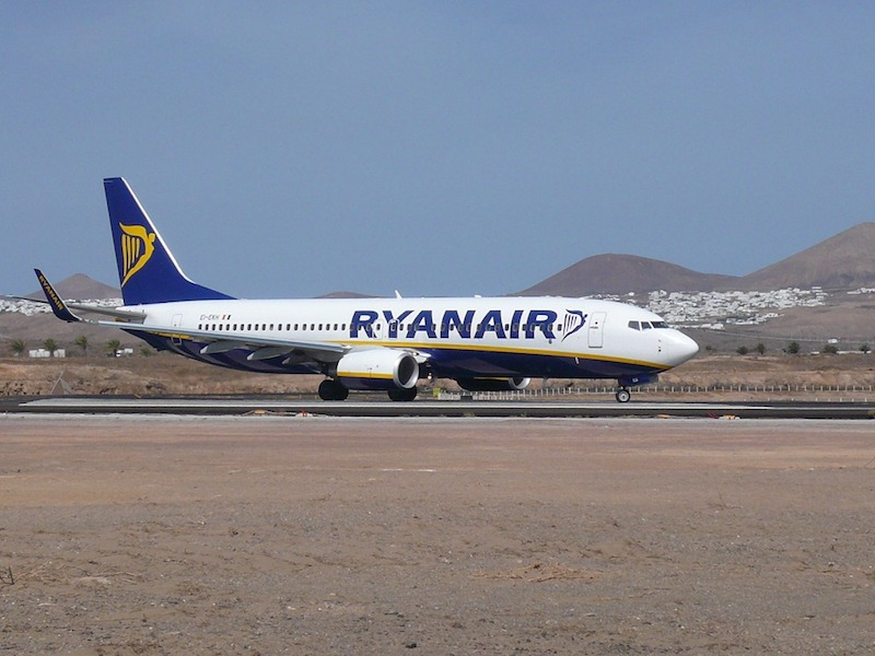Budget airlines Lanzarote