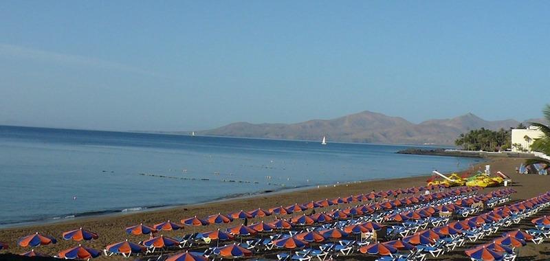 September weather Lanzarote