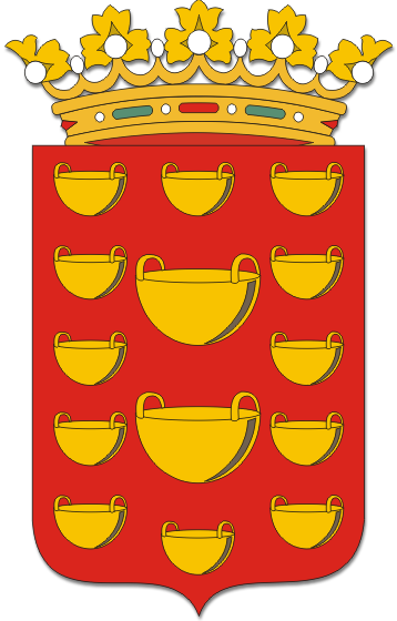 Lanzarote's coat of arms