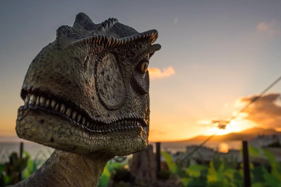 Dinosaurs Puerto del Carmen