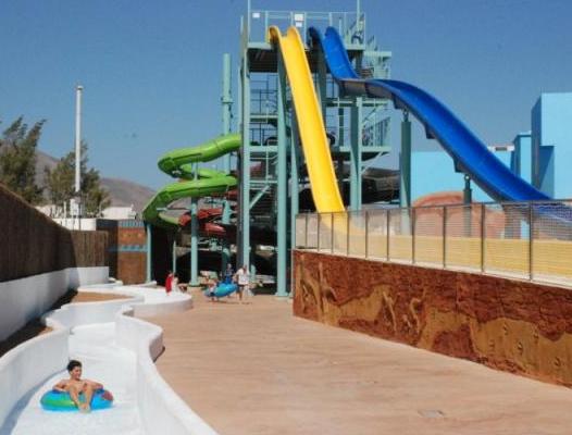Playa Blanca Waterpark
