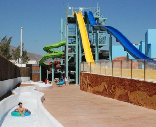 Playa Blanca Waterpark