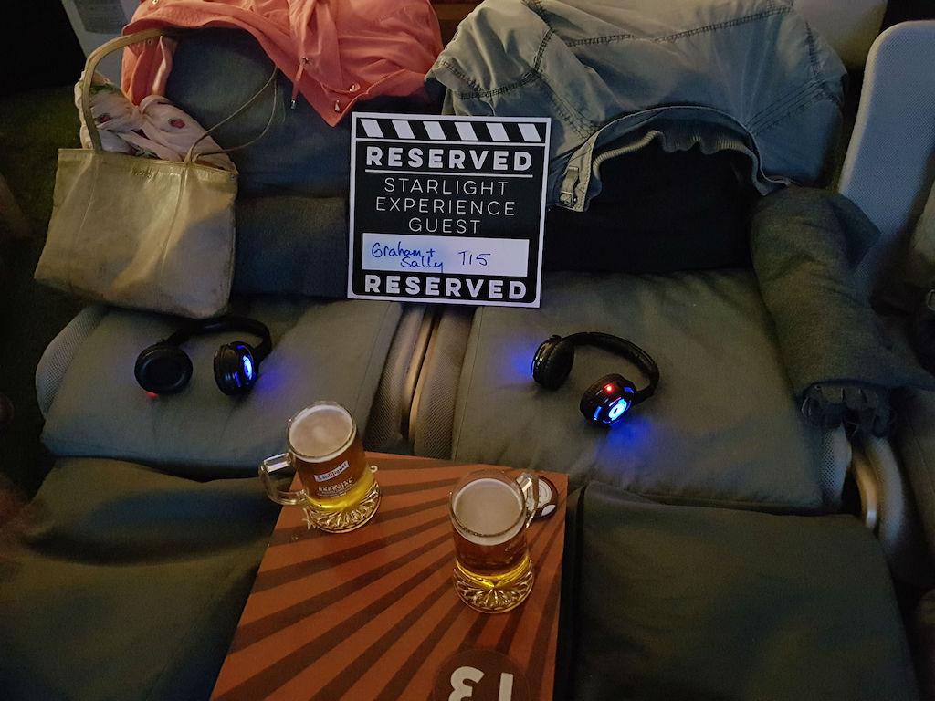 Starlight cinema
