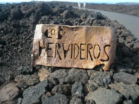 Los Hervideros