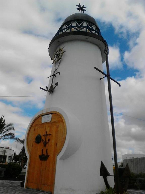 Arrecife lighthouse