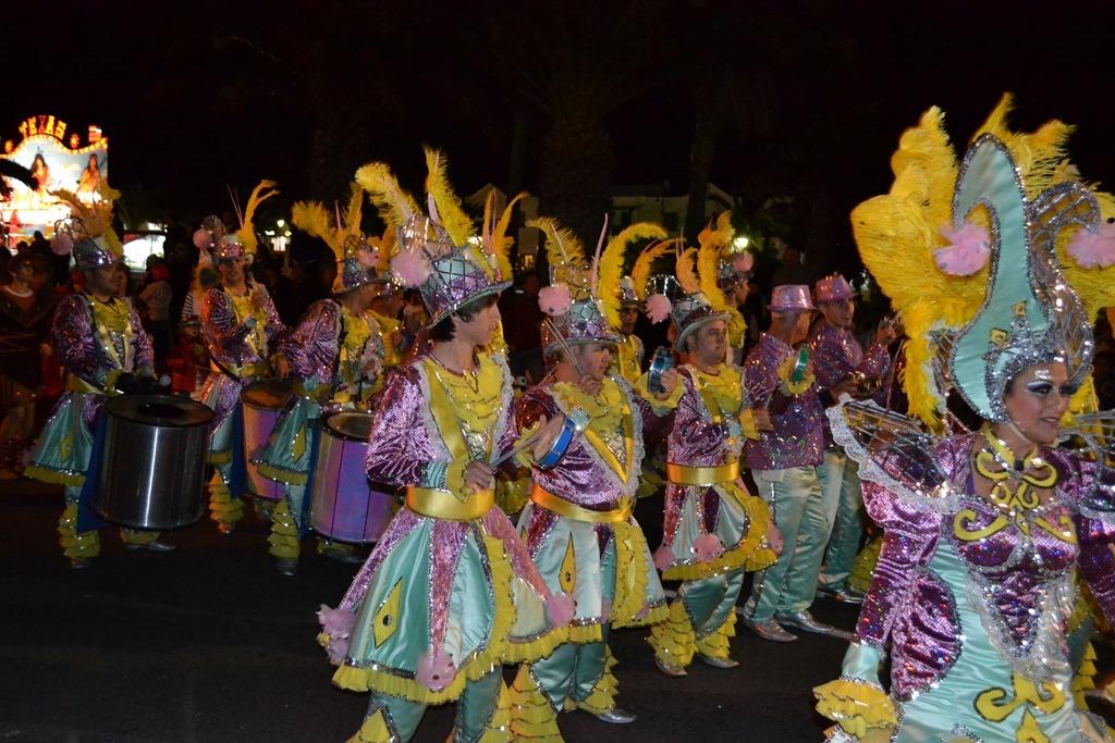Lanzarote carnival dates 2020