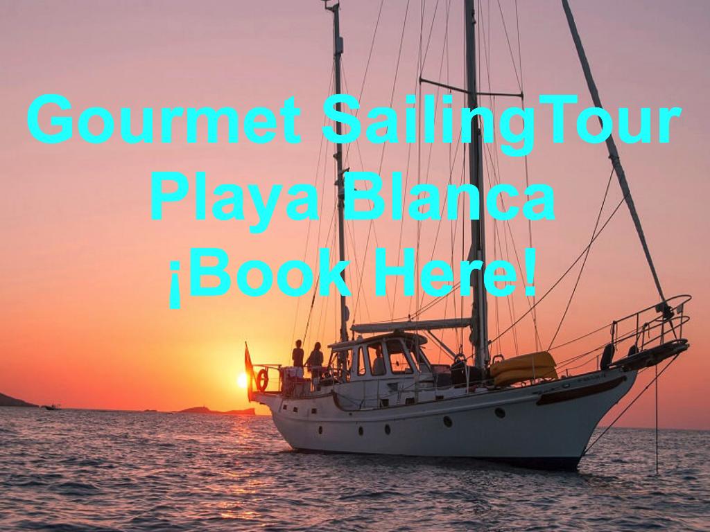 Gourmet Sailing Tour