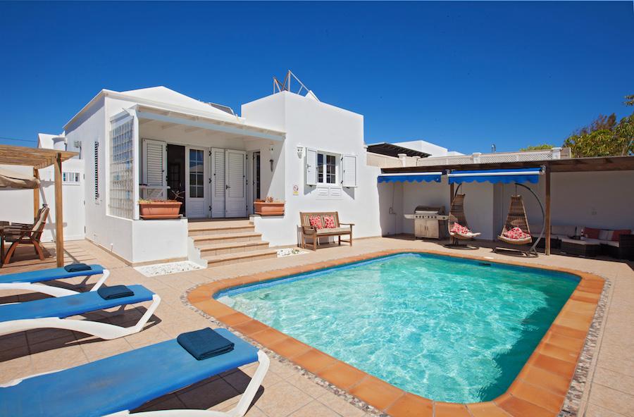 Holiday Villas Los Mojones Lanzarote