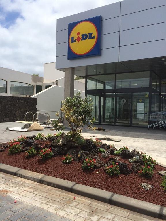 Lidl Opens In Puerto del Carmen