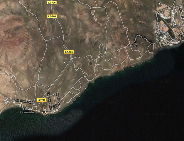 Please follow this link if you would like to read about morewalks in Lanzarote.