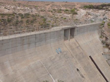 Lanzarote Dam