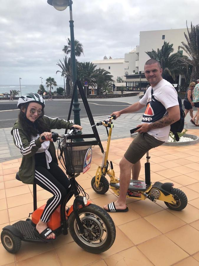 family day in Lanzarote