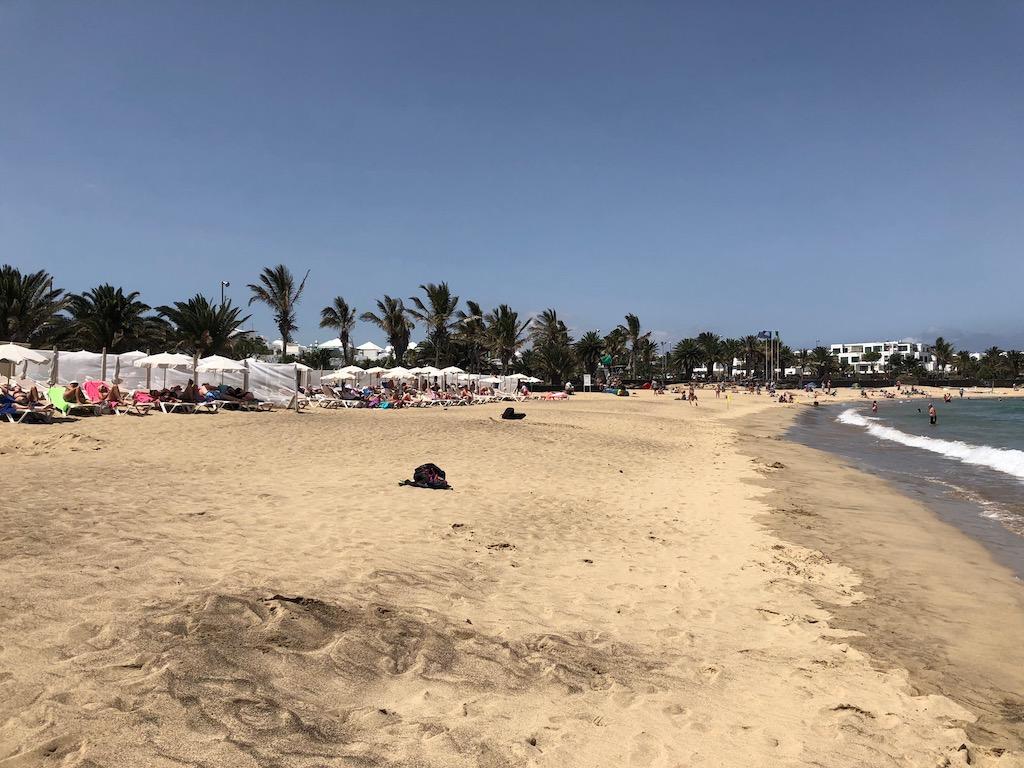 Playa Las Cucharas Costa Teguise