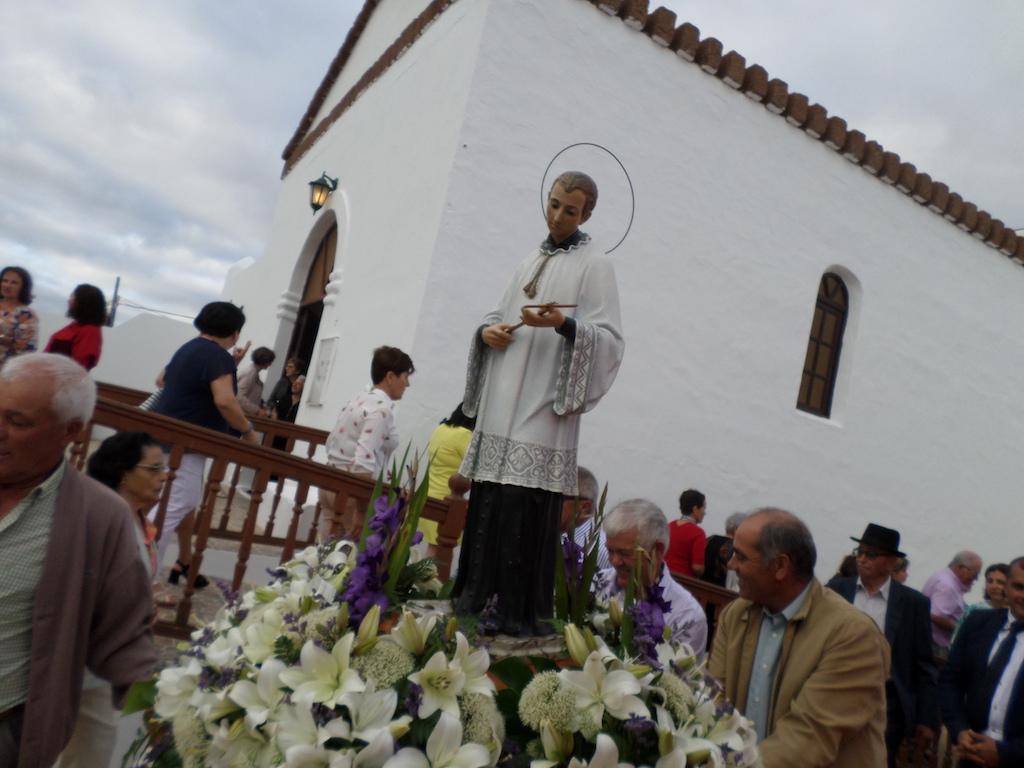 Statue of San Luis