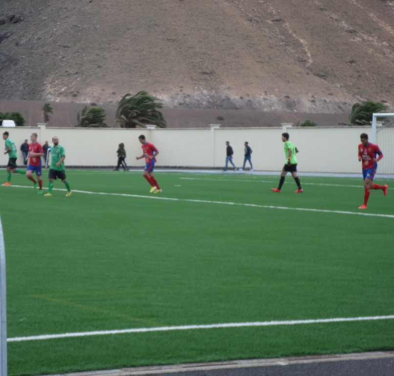 Football in Lanzarote