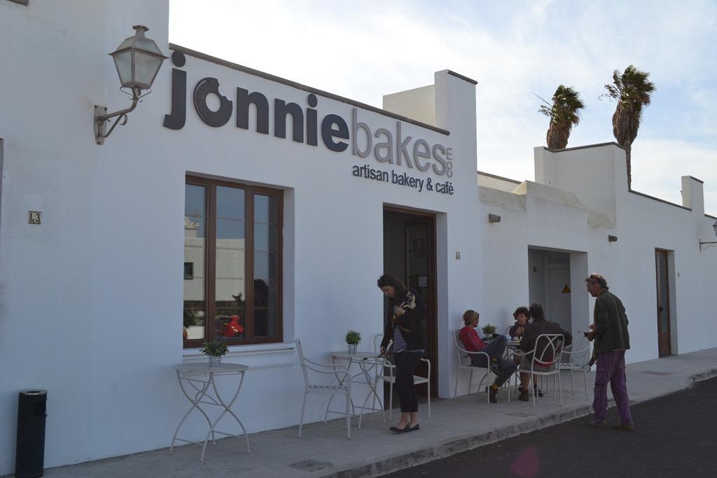 Jonnie Bakes