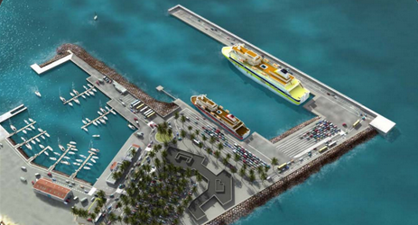 Playa Blanca Harbour Extension