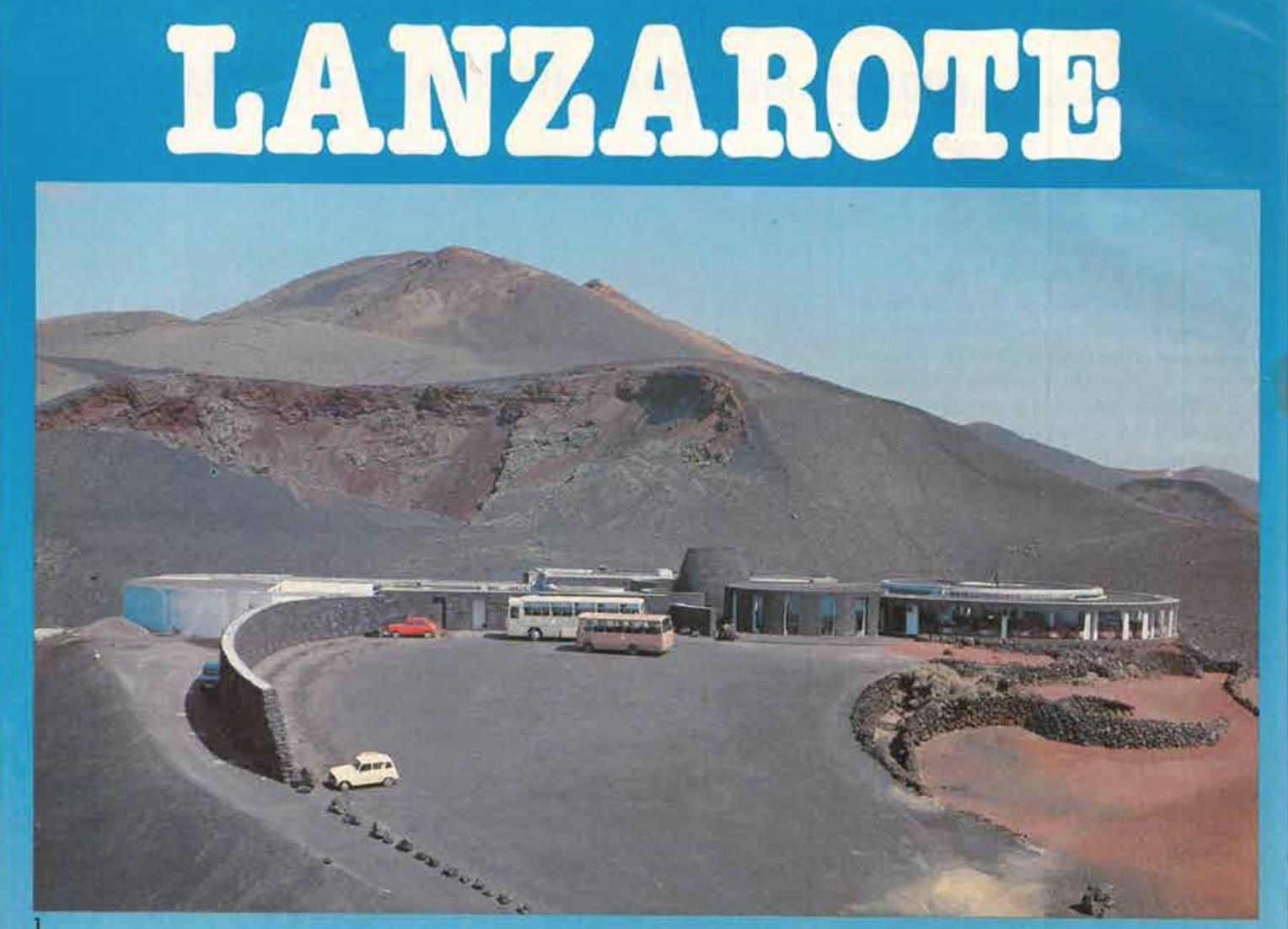 Lanzarote 1982