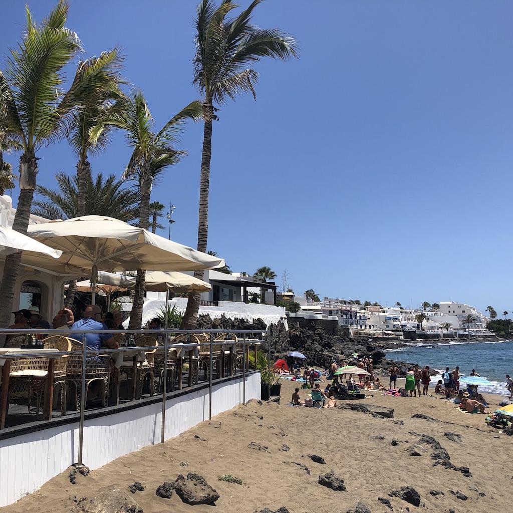 Terraza Playa