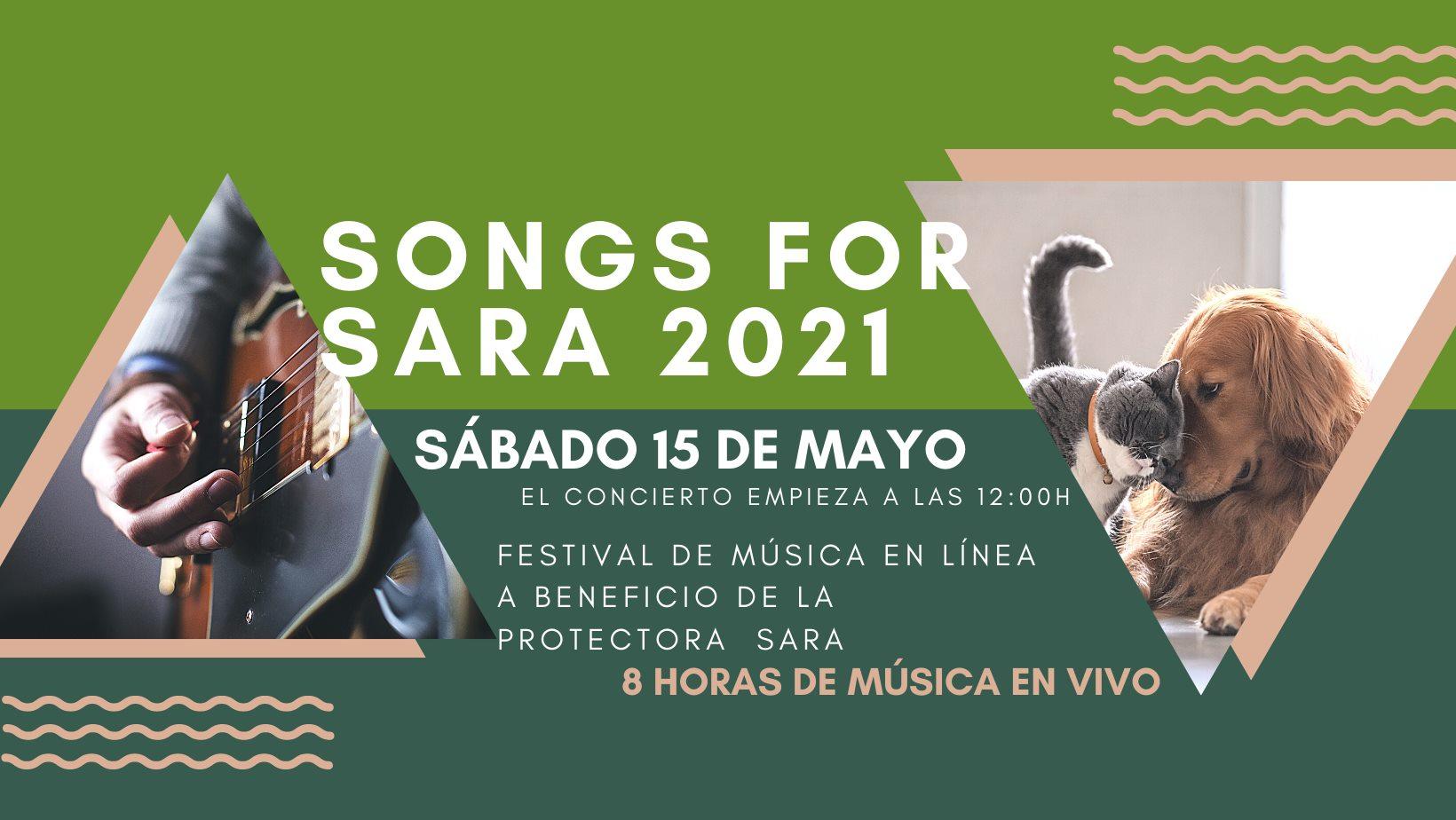 Songs far Sara